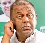 Foreign Minister Managla Samaraweera