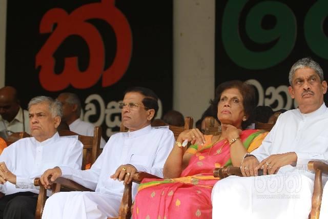 Ranil Maithri Chandrila Fonseka 1