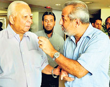 Sampanthan and Hakeem