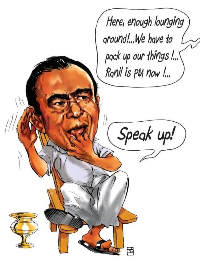 Colombo Telegraph cartoon