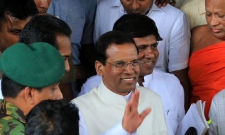 Maithripala Elections 2015