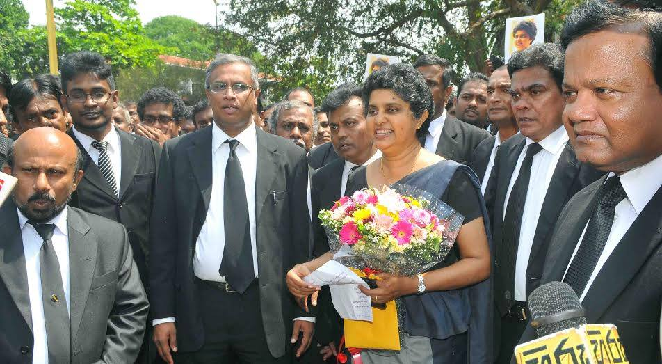 The Tale Of Two CJs – Colombo Telegraph