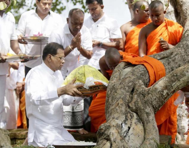 maithri Sri Maha bodhi 2