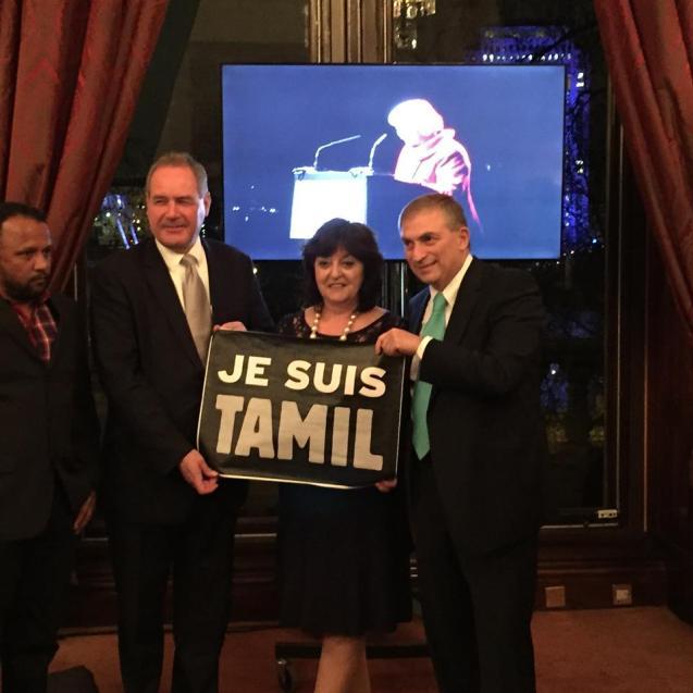 #JESUISTAMIL