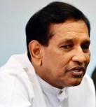 Rajah  Senaratne - Minister of Health