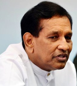 """Rajitha - became the minister to """"the most corrupt ministry"""""""