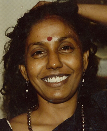 1. Rajani Portrait
