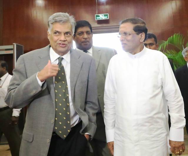 Ranil Ravi Maithri