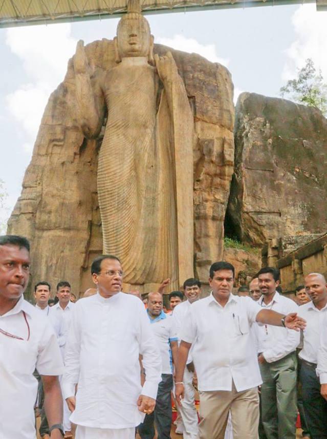 Maithripala July 31 2015 MS FB