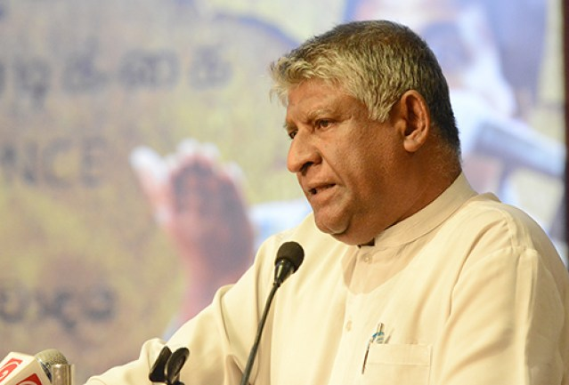 MP Sarathchandra Mayadunne