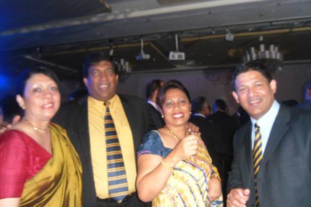 Two BILS  Ravi K and  Gihan Malalasekara