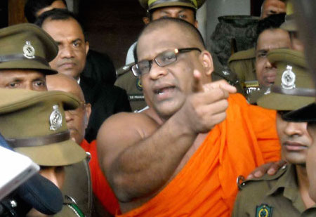 Video: BBS Gnanasara Back In Action, Promises To Repeat Aluthgama