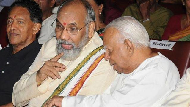Wigneswaran and Sampanthan