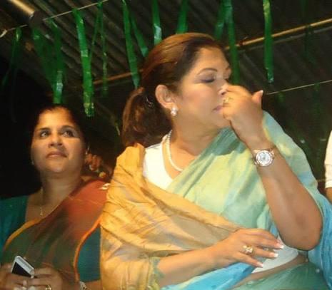 Rosy and Chandrani