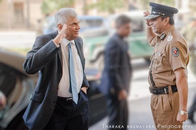 Pujith and ranil