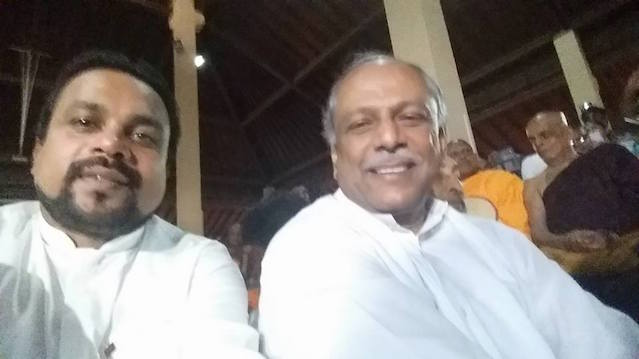 Wimal and Dinesh