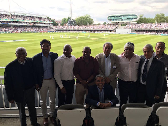 SriLankan Airlines Hospitality Box Lords