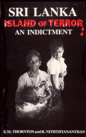 Black July - - book by E Thornton