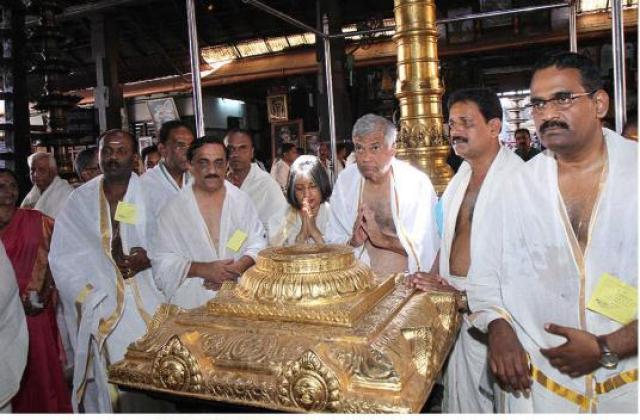 Over To God Tirupati – Colombo Telegraph