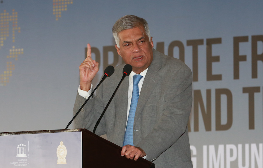 Ranil Stamps Authority Over Parliament: Officially Positions Himself