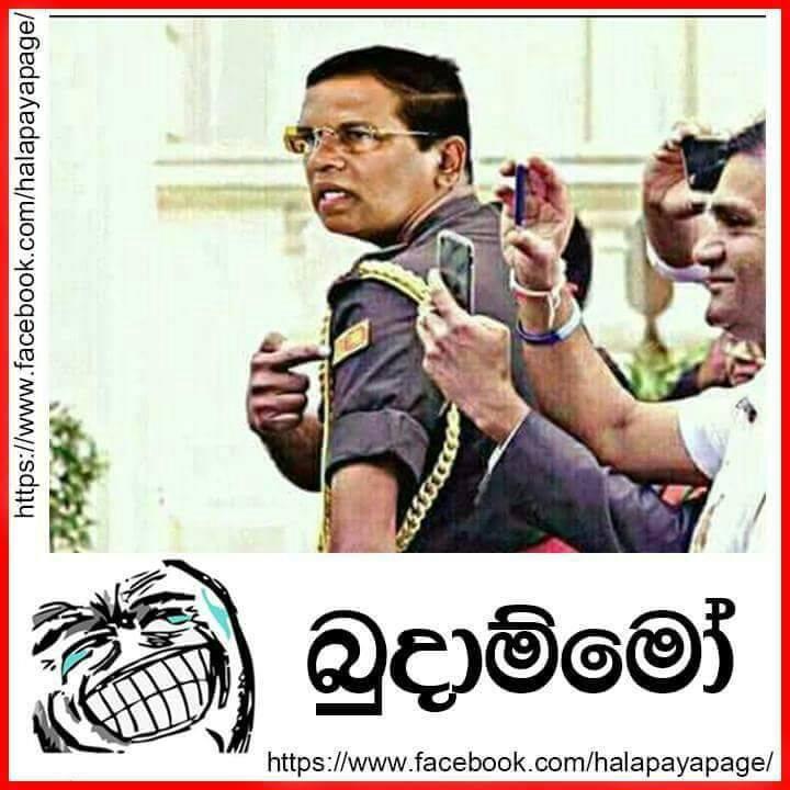 President Sirisena Unites Tamil Diaspora Groups By Refusing To Budge