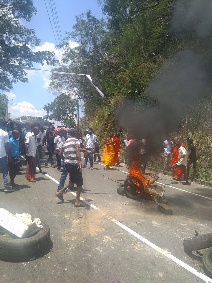 Anti-Muslim Assaults In Teldeniya: Kandy Under Curfew