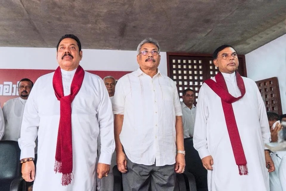 EnforcedDisappearances: Ghosts Of Mullivaikkal Will Continue To Haunt The Rajapaksas Till They Depart To The Other World!
