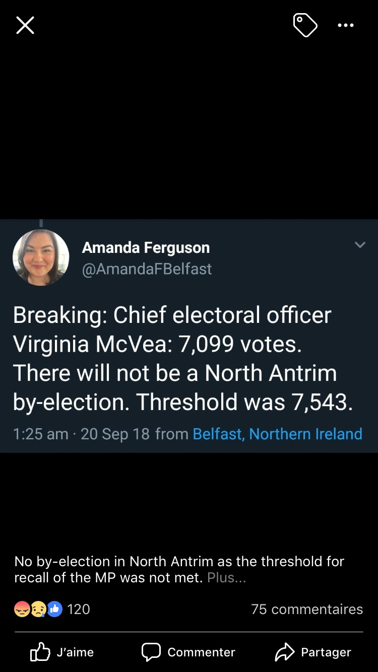 9901fbfc4 The DUP's intransigence is the main political reason why Northern Ireland  continues to stick to some of the most outdated abortion laws in Western  Europe.