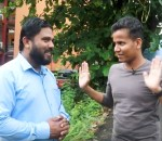 Gota Supporters Attack YouTuber Over Video Of Thowheed Jamat's Abdul Razik Expressing Support For GR