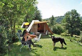 mini camping rural colombotte frankrijk