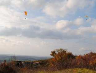 Paragliding, Parachutespringen & Ultralight vliegen