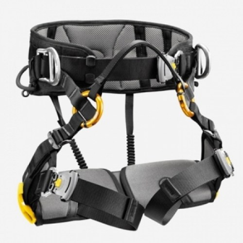small resolution of arborist seat harness