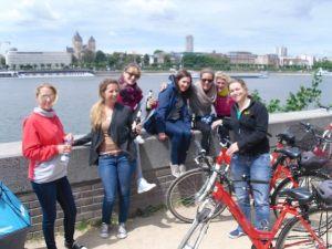 Ersti-Azubi-Tour Köln