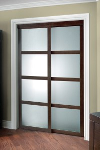 Fusion Plus closet door