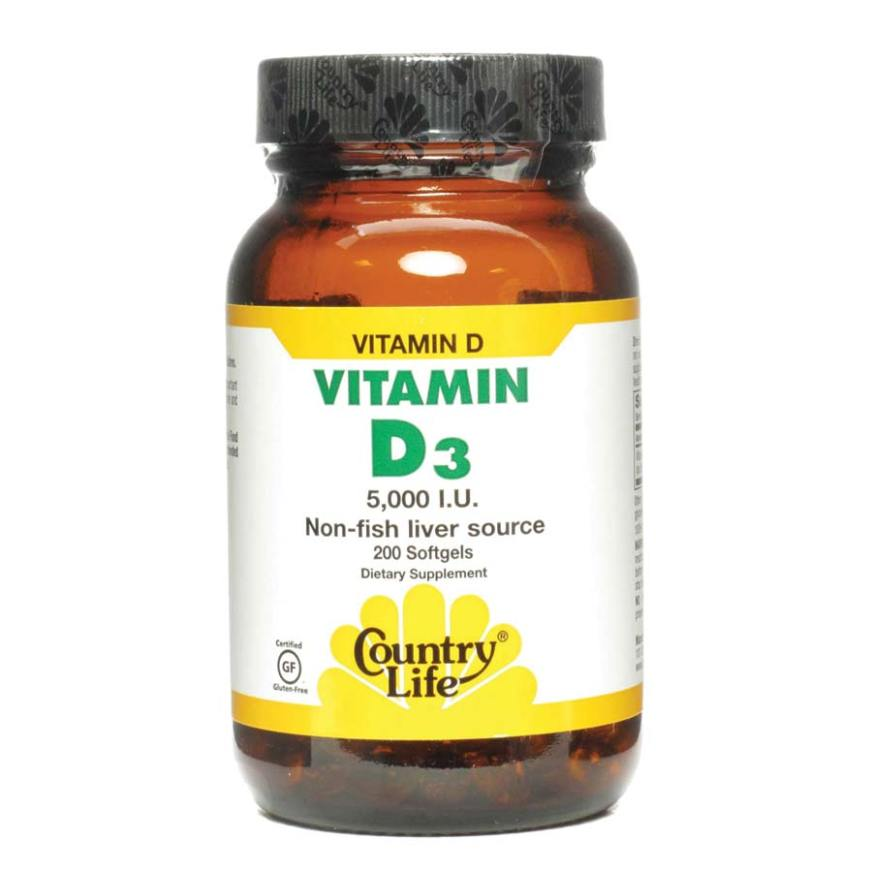 Vitamin D3 | ColonialMedical.com