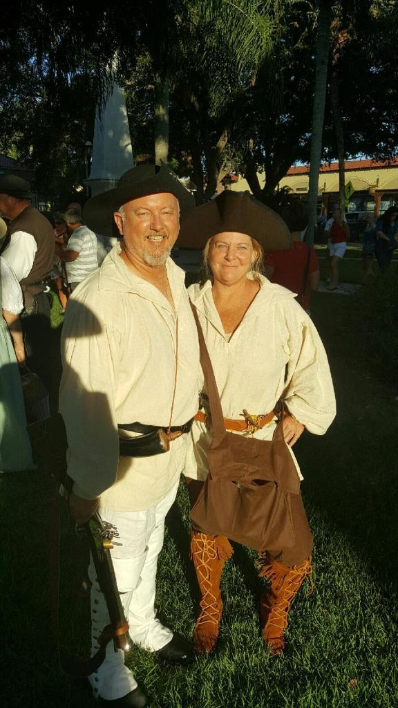 Roger and Christina