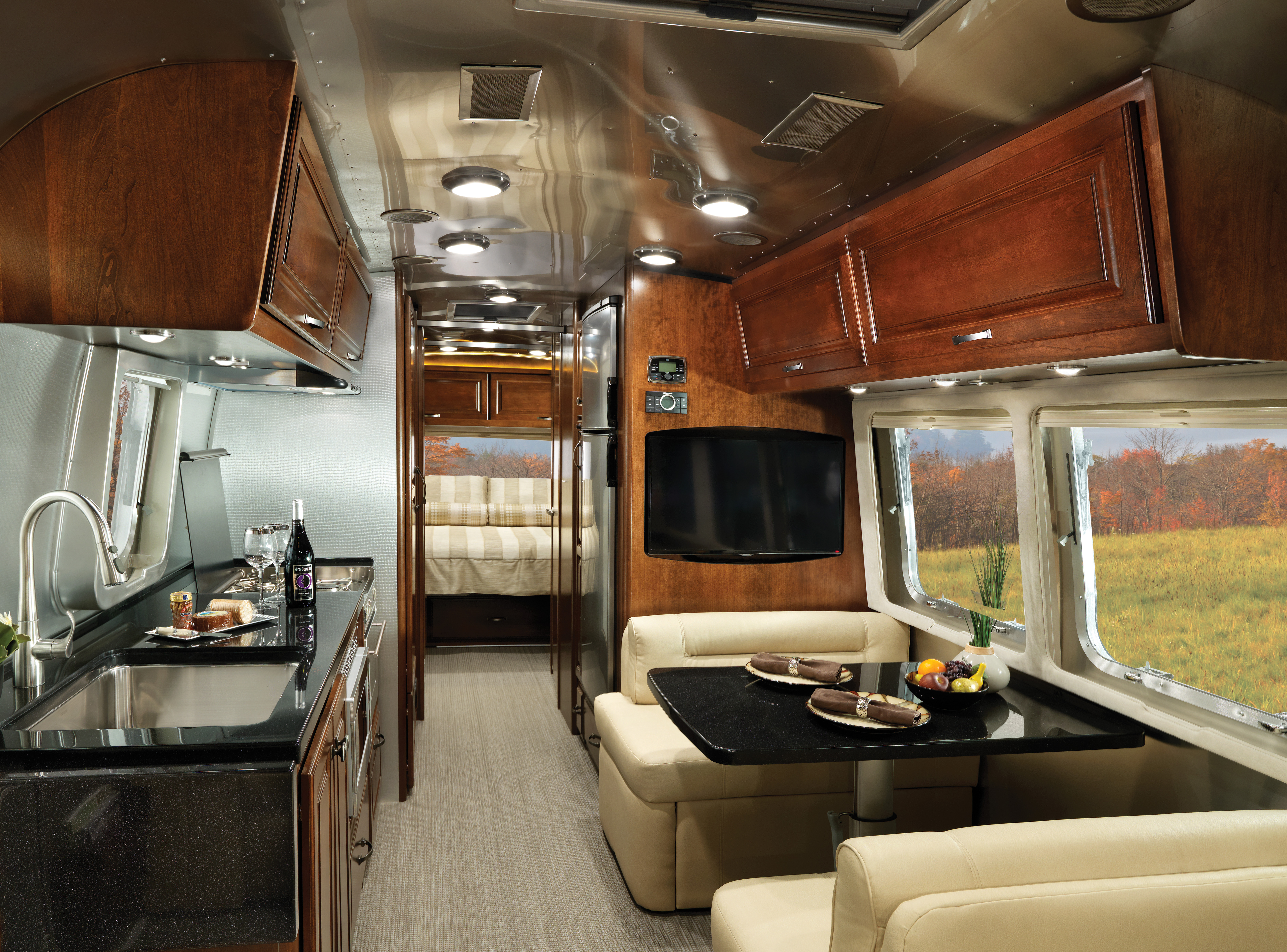 The All New 2015 Airstream Classic Travel Trailer