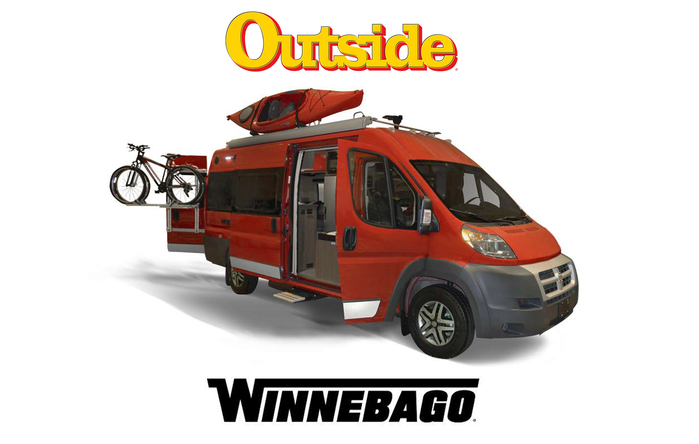 2015 Winnebago Travato 59g Featured In Outside Magazine