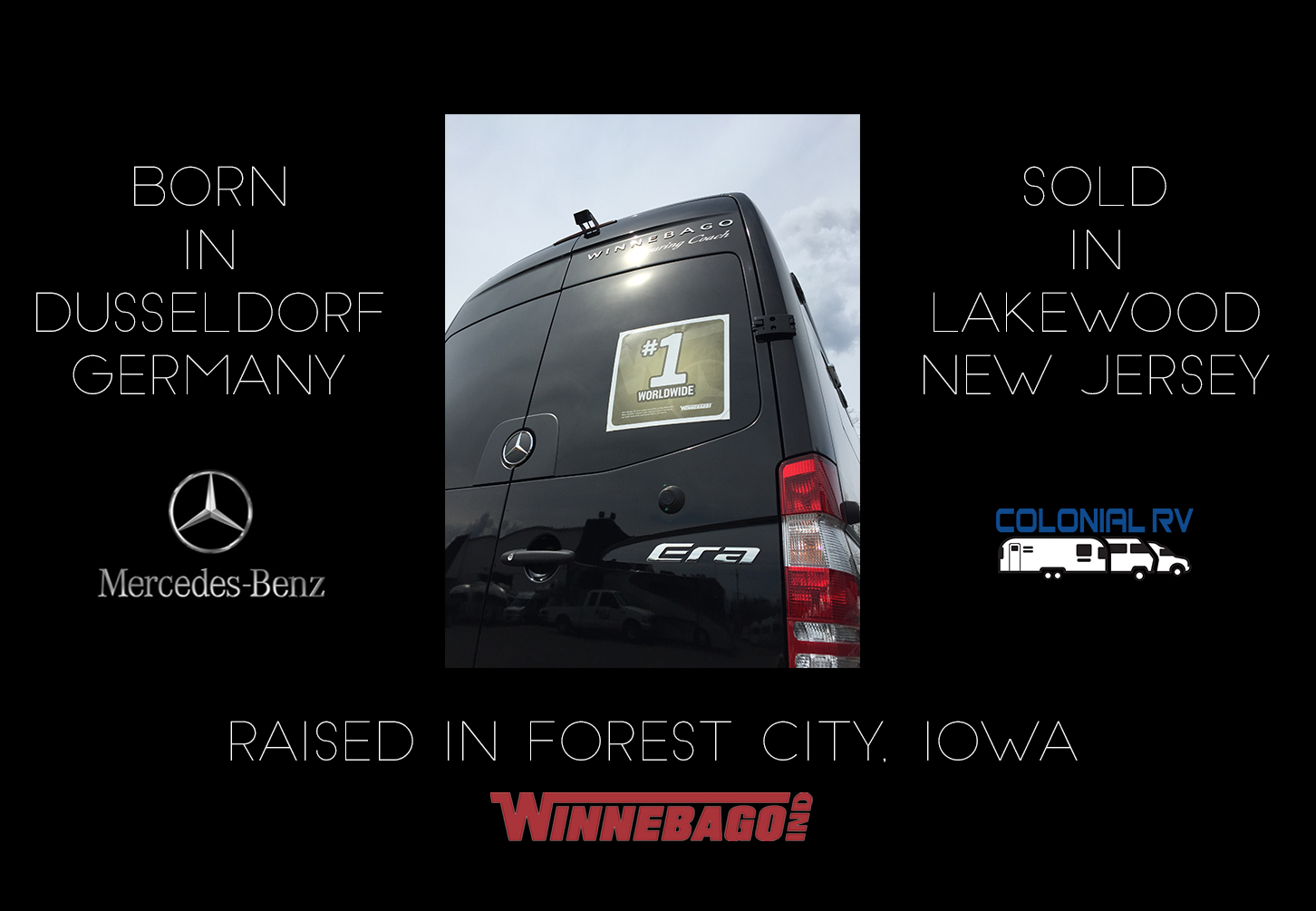 Top Selling Mercedes-Benz Sprinter B-Van