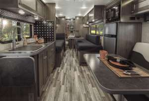 Introducing The All New Winnebago Fuse Built On The Ford Transit Chassis