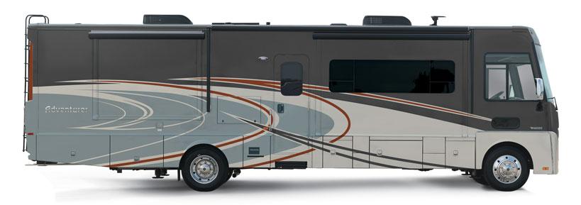 Adventurer Winnebago RVs | Itasca Model Equivalents Suncruiser