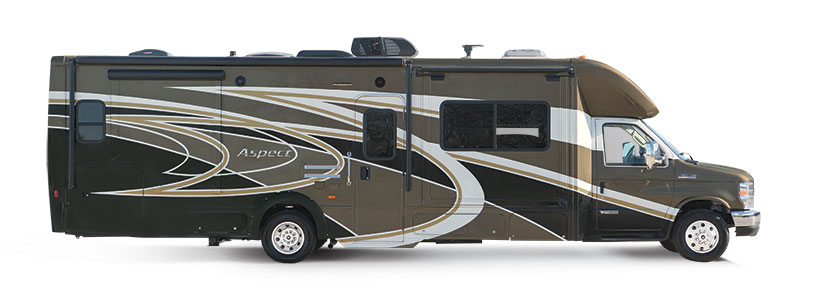Aspect Winnebago RVs | Itasca Model Equivalents Cambria