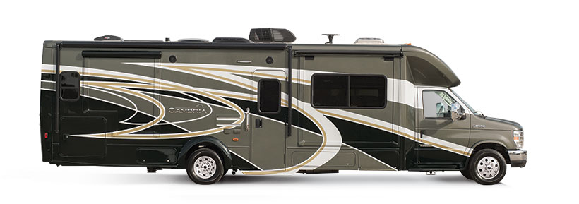 Cambria Itasca RVs | Winnebago Model Equivalents Aspect
