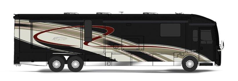 Ellipse Ultra Itasca RVs | Winnebago Model Equivalents Grand Tour