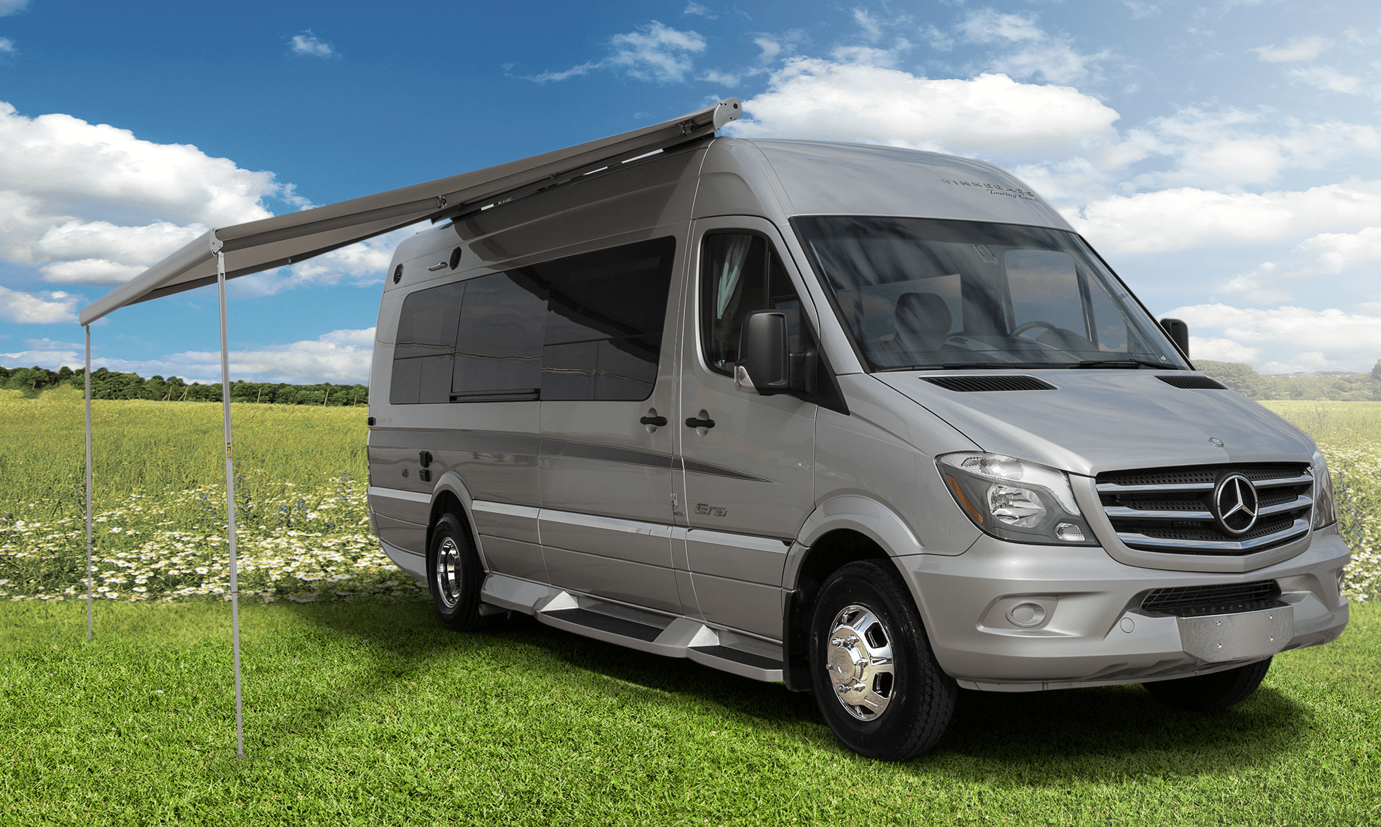 Mercedes Benz Rv >> Winnebago Era 70X, 4x4: Fuel Efficient Class B Motorhomes