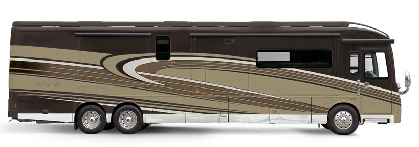 Winnebago RVs | Itasca Model Equivalents Ellipse Ultra