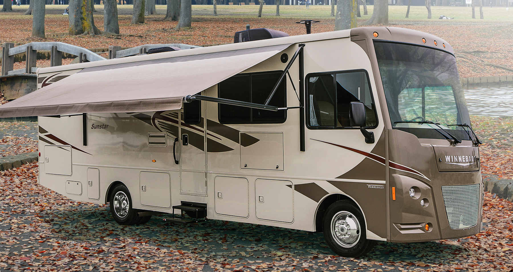winnebago motorhomes honeywell frost stat wiring diagram sunstar 29ve a motorhome for the whole family
