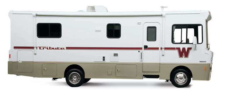 Tribute Itasca RVs | Winnebago Model Equivalents Brave