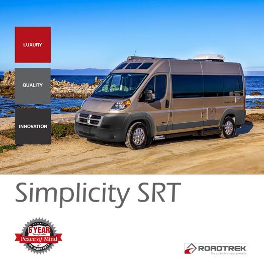 Roadtrek Simplicity 2017 Brochure