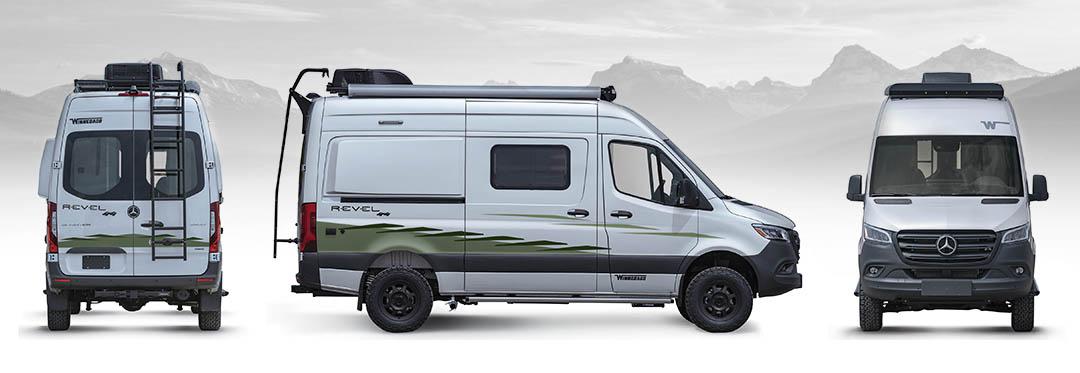 Whats New: 2020 Winnebago Revel - Colonial RV